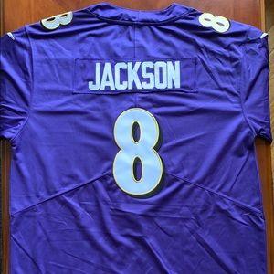 Lamar Jackson Jersey, Nike Men's Large
